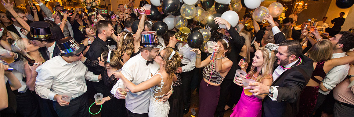 Secrets to A Fun Wedding Reception