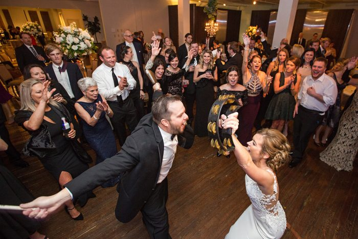 The Dance-the-Night-Away Wedding