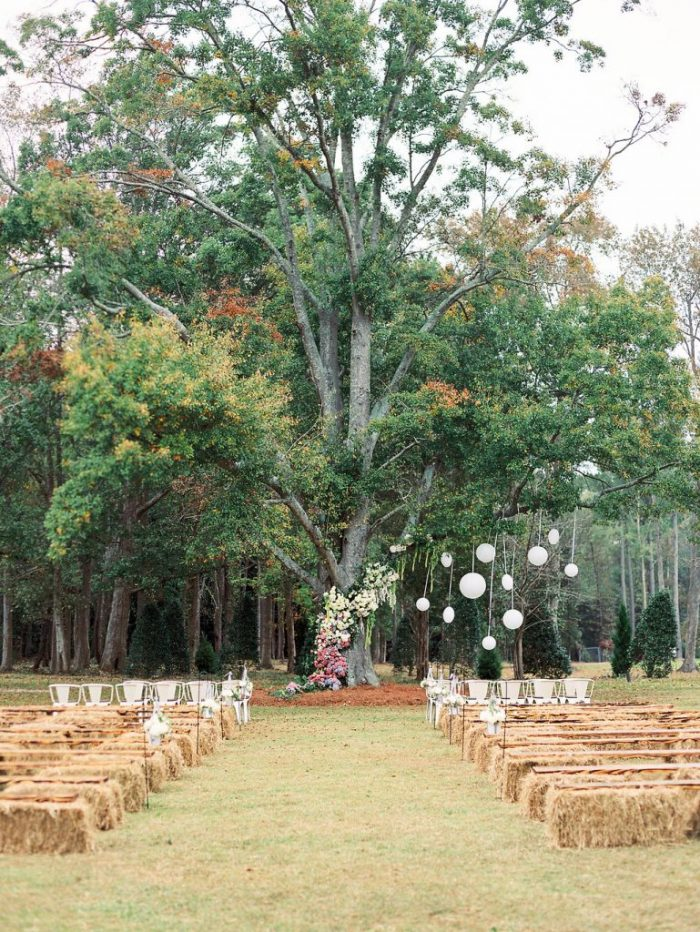 The Southern-Chic Wedding